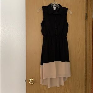 #2 for $10# sweet storm chiffon high low dress